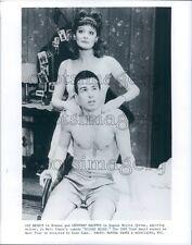 1987 Geoffrey Nauffts Pat Nesbit N Simon Play Biloxi Blues Broadway Press Photo