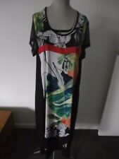 Taking Shape Garden of Eden Multicoloured Dress T70957 - Size 12 - AS NEW