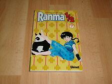 RANMA 1/2 DE RUMIKO TAKAHASHI MANGA COMIC NUMERO 7 DEL AÑO 2002 EN BUEN ESTADO