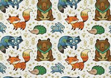 A1| Tribal Animal Pattern Poster Print Size 60 x 90cm Animals Poster Gift #15877
