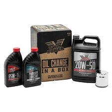 Twin Power - 539050 - Oil Change in a Box