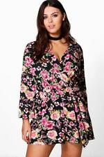 Boohoo Floral Jumpsuits, Rompers & Playsuits for Women