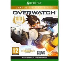 XBOX ONE Overwatch - Currys