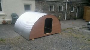 Pig Arc, Field Shelter, Goat House, Sheep, Animal Shed 8' x 6' New Made to order