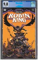Dark Nights Death Metal Robin King #1 CGC 9.8 Preorder FREE SHIPPING!
