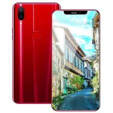 NUEVO 6.2'' 3G Smartphone Android 8.1  Teléfono móvil Doble SIM 4GB + 64GB Rojo
