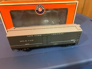 K 69 Lionel Modern 6-17349 New York Central Bay Milk Car OB