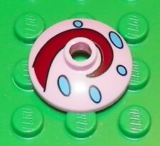 LEGO - Dish 2 x 2 Inverted - Bright Pink, Snail Shell (Gary)