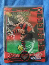 2014  TEAMCOACH AFL  FOOTY POINTERS   ESSENDON BOMBERS  DYSON HEPPELL   FP-05
