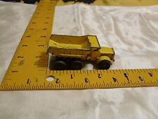 Vintage Diecast Euclid No. 6A Dump Truck by Lesney (Matchbox)