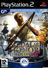Medal of Honor Rising Sun for PS2 CHEAP Game AU PAL