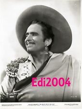 DOUGLAS FAIRBANKS SR.  Don Juan Vintage Original 1934 Photo & AUTOGRAPH CARD