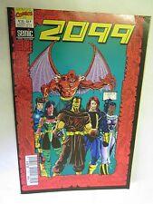 2099 Numéro 19 de 1995 avec X-Men,Spiderman,Ghost Rider 2,Hulk 2099/  Semic
