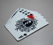 JSOC JTF BATTLE TESTED ELITE USN EOD burdock PATCH: Ace-Joker Deadman's Hand