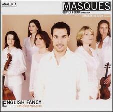 Masques - English Fancy (Analekta) CD NEW