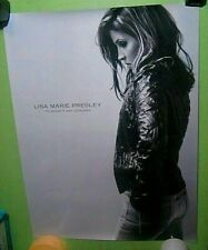 Lisa Marie Presley 2003 Original Two Sided To Whom It May Concern Promo Poster