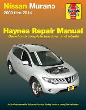 Repair Manual Haynes 72025 fits 09-14 Nissan Murano