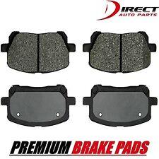 BRAKE PADS Complete Set Front  MD923 Disc Brake Pad - Semi-Metallic Pad, Front