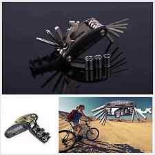 Travel Repair Tool Allen Key Multi Hex Wrench Screwdriver For Motorcycle Honda