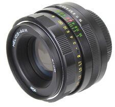 Helios 44 M 58 mm F=2 Lens Mount M42 (Réf#S-228)