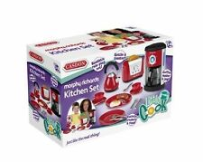 Casdon Kids Morphy Richards Toy Kitchen Tea Set Kettle Toaster Play 647