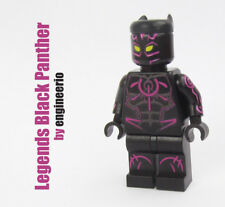 LEGO Custom Black Panther Legends Marvel Super heroes minifigures infinity war
