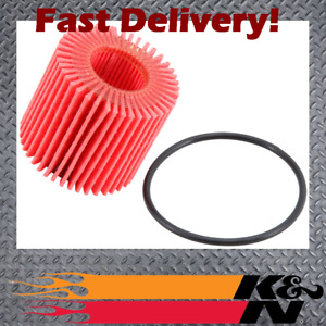 K&N PS-7021 Oil Filter suits Toyota Prius Hybrid ZVW30 2ZR-FXE (DOHC 16 Valv