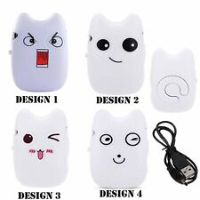 My Neighbor Totoro Kids Funny Faces MP3 Player Support TF SD Card with Earphone