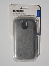 Incase - Crystal Slider Case for Samsung Galaxy S 4 S4 Silver CL69260