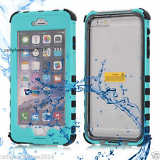 Unbranded/Generic For iPhone 6 Plus Transparent Waterproof Mobile Phone Cases, Covers & Skins