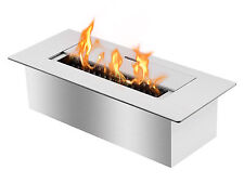 EB1200 - Ignis Bio Ethanol Fireplace Burner - Up To 8 Hours Burn Time And 6k BTU