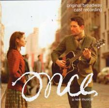ONCE Broadway Cast Soundtrack CD - Excellent Condition