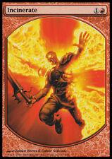 Incinerate x4 - Magic Player Rewards - 4x - NM
