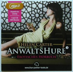 152 - ANWALTSHURE 3 - Helen Carter - Erotisches Hörbuch - MP3-CD