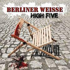 BERLINER WEISSE - HIGH FIVE  CD NEU