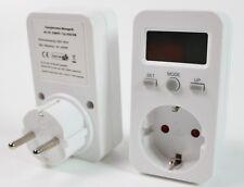 Digital-Energiemesser Energiekosten-Messgerät Strommessgerät Stromzähler Energie