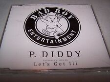 Let's get Ill by P Diddy - CD Single Dance Pop