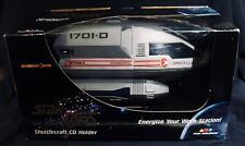 STAR TREK~Next Generation Shuttlecraft CD Holder Magellan Enterprise~FUN SOURCE