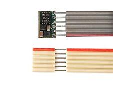 Doehler & haass pd05a-1 nano-lokdecoder con cable plano un 651