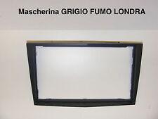 Mascherina autoradio Doppio 2 Din OPEL H Astra Corsa Zafira dal 2005 FUMO LONDRA
