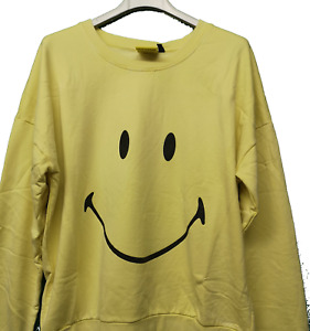 Smiley London Sweatshirt Medium