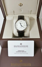 Baume Mercier Automatic Classima 42 MOA08731 Steel Mens Watch Box Papers Tags