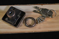 DRAWER LOCK - ANTIQUE BRONZE - **REDUCED TO CLEAR**  PROKRAFT PKR LCK22