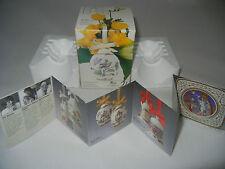 Leere Schachtel für Hutschenreuther EI Porzellan 1988 (meine Pos. 4)