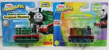 Set of 2: Thomas & Friends Adventures Special Edition Original & Rainbow Thomas
