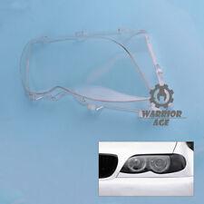 Passenger Side Right Headlight Lens Cover Shell RH For BMW E46 4Door 2002-2006