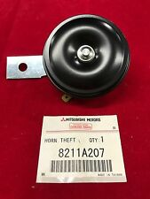 Genuine OEM Mitsubishi Lancer Outlander Horn Assembly 8211A207 Free Shipping