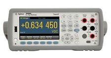 AGILENT KEYSIGHT 34460A 6 1/2 DIGIT TRUEVOLT BENCH DMM DIGITAL MULTIMETER NEW