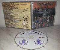 CD VOLXDROGE - PUNK SAMPLER