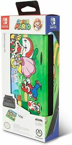 Nintendo Switch SUPER MARIO Stealth Carry Case Console Gift Set - Gift Idea NEW